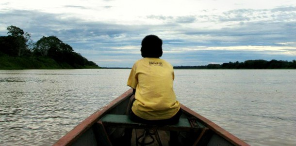Amazonas aguas arriba
