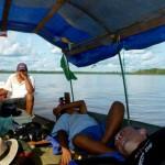 Viaje al Amazonas